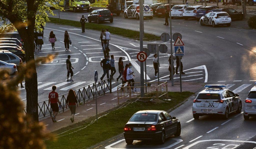 8 nuevas zonas de Madrid tendrán limitaciones de movilidad desde el lunes
