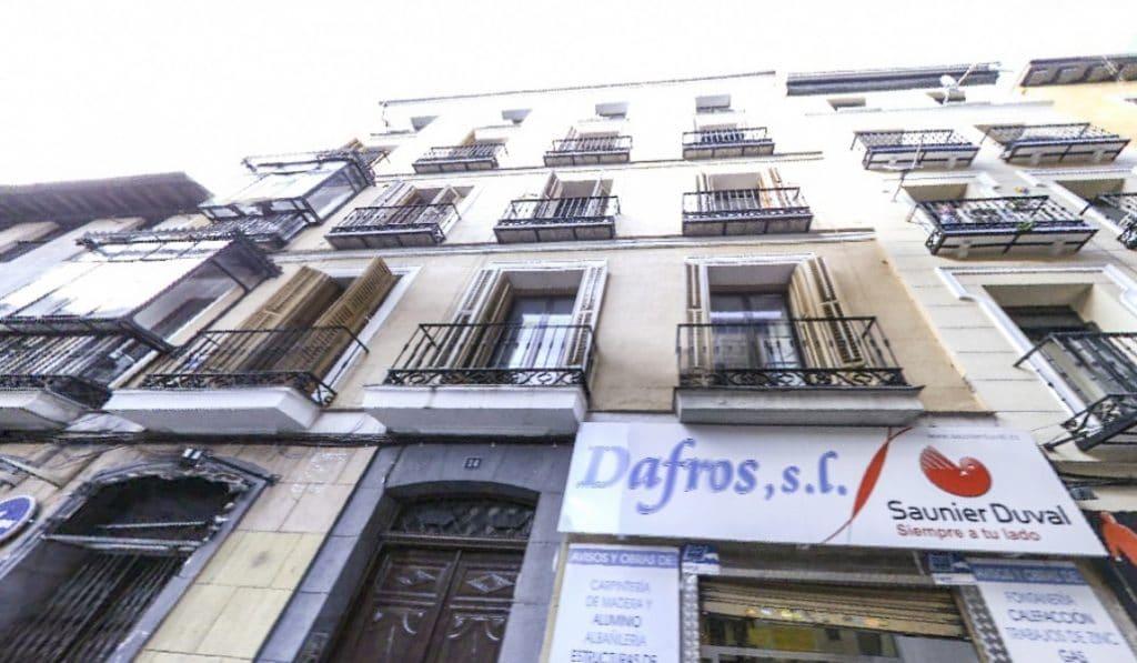 El edificio de Aquí no hay quien viva existe… y está en Madrid
