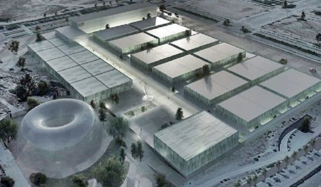 El hospital de pandemias se inaugurará el 1 de diciembre