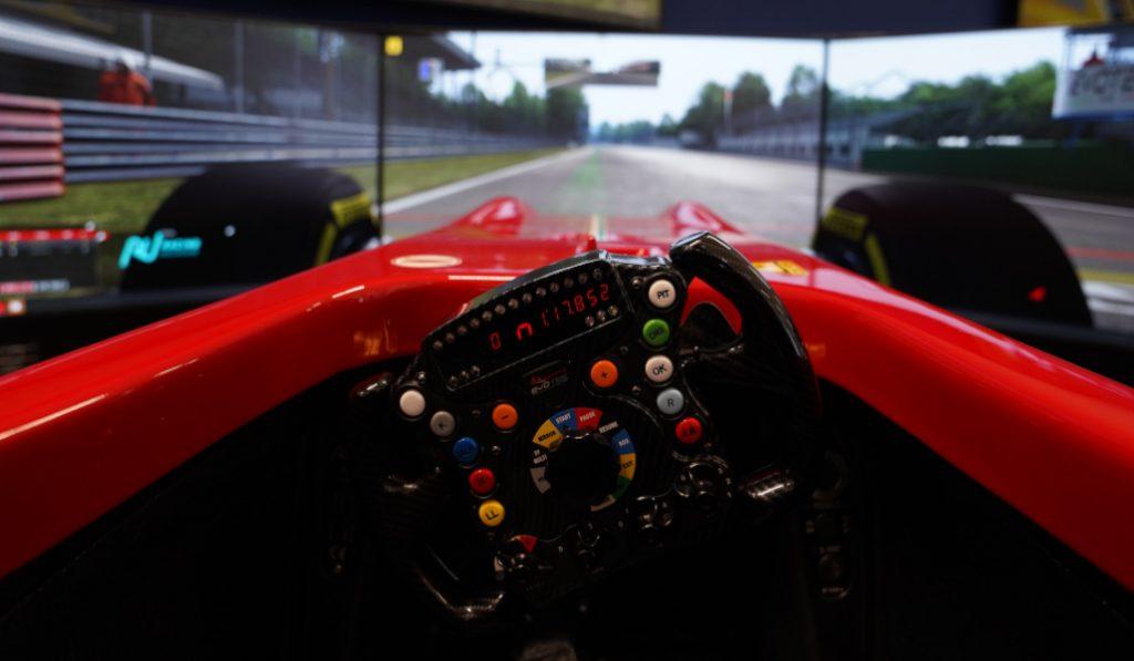 Racing Unleashed: el simulador de F1 más real está en Madrid