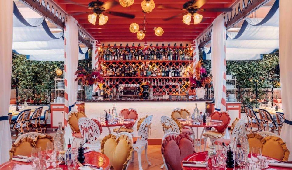 Bel Mondo, el primer restaurante del grupo Big Mamma que abre en España lo hace en Madrid
