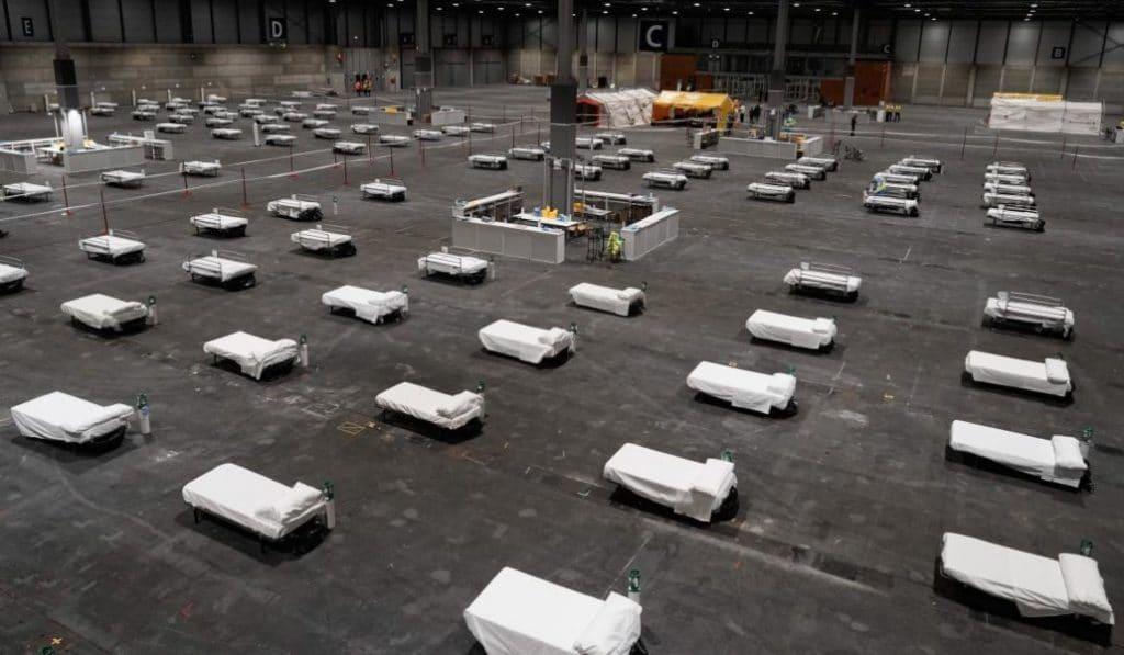 Madrid podría reabrir el hospital de Ifema