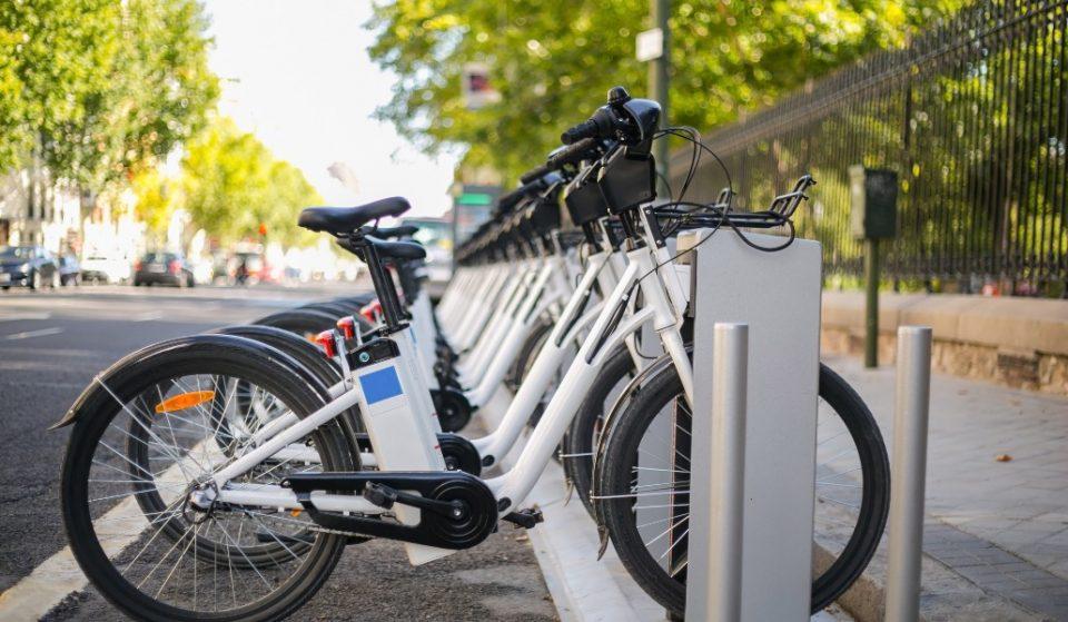 BiciMad reduce un 40% el precio de sus abonos
