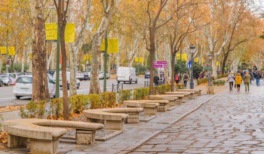 Estas calles vuelven a ser peatonales este fin de semana