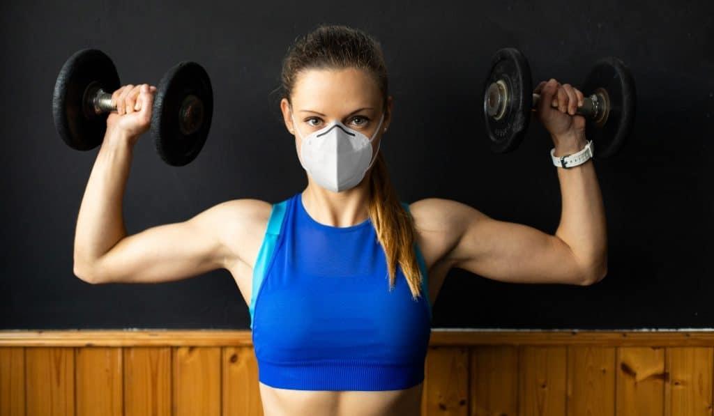 La mascarilla ya es obligatoria en los gimnasios de Madrid