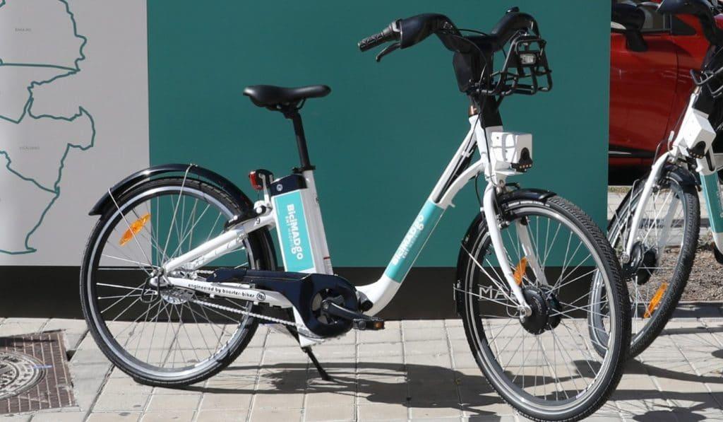 BiciMAD Go: las bicis eléctricas sin base fija ya están en Madrid