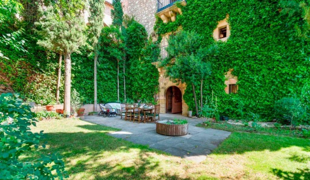 Ponen a la venta un palacete del siglo XVI cerca de Madrid
