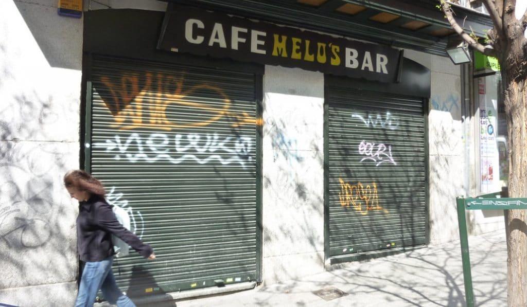 Cierra el Melo's, uno de los bares más míticos de Madrid