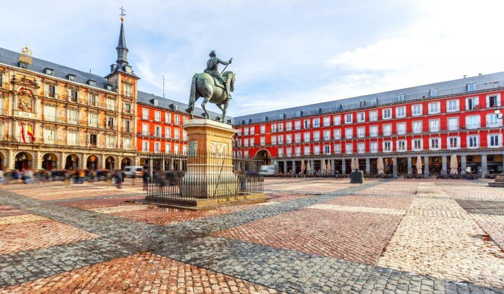 El Estado declara el estado de alarma en Madrid