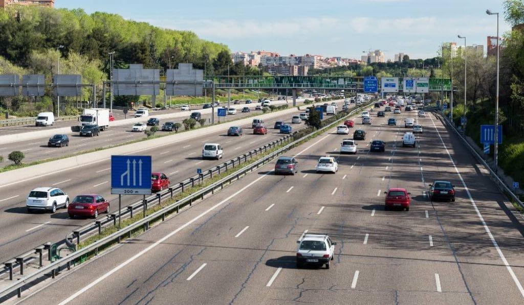 Madrid recomienda evitar los desplazamientos