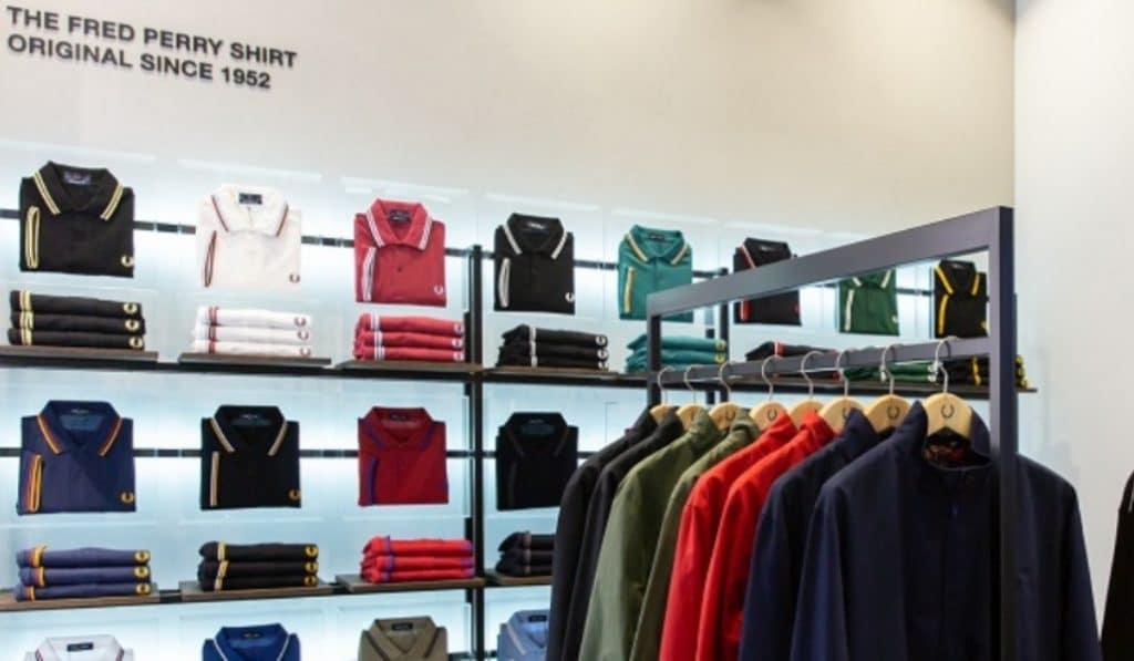 Abre en Madrid la primera tienda de Fred Perry