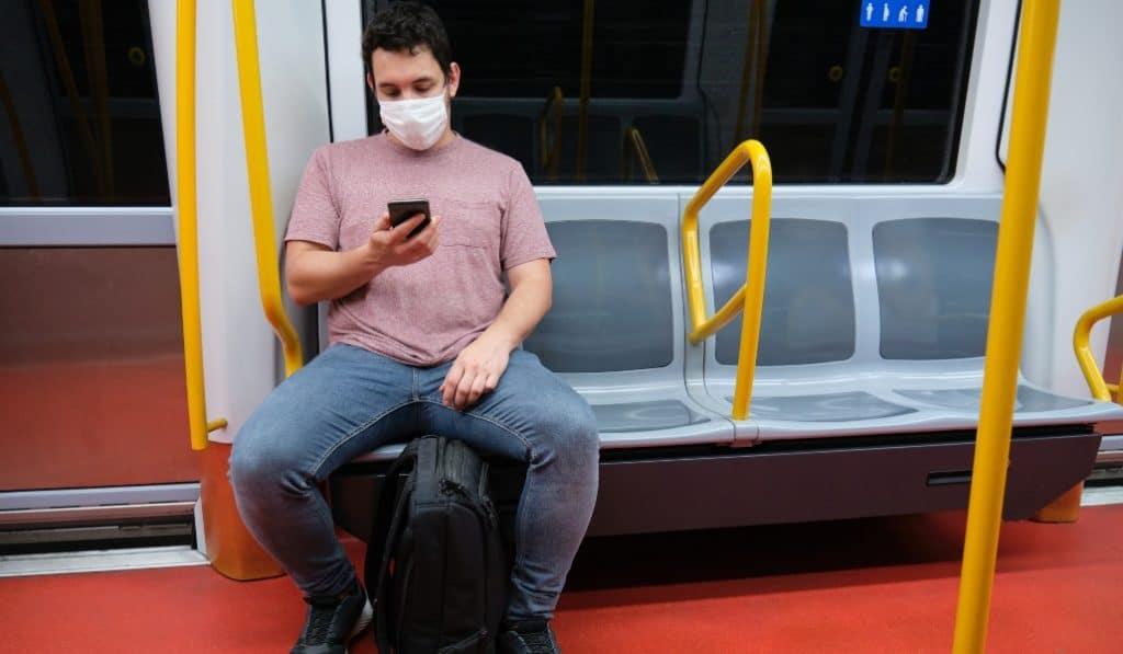 Metro de Madrid recibe un premio por sus buenas prácticas contra el coronavirus