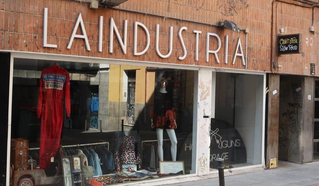 La tienda vintage más grande de Madrid está en Malasaña