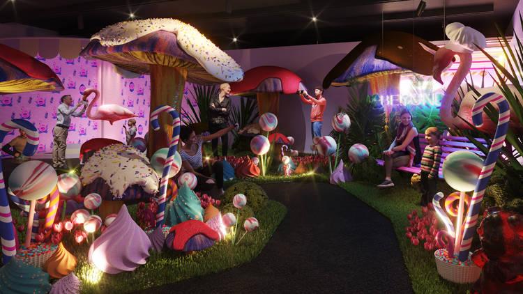 El museo del dulce y de las chucherías ofrece este mes una promoción especial