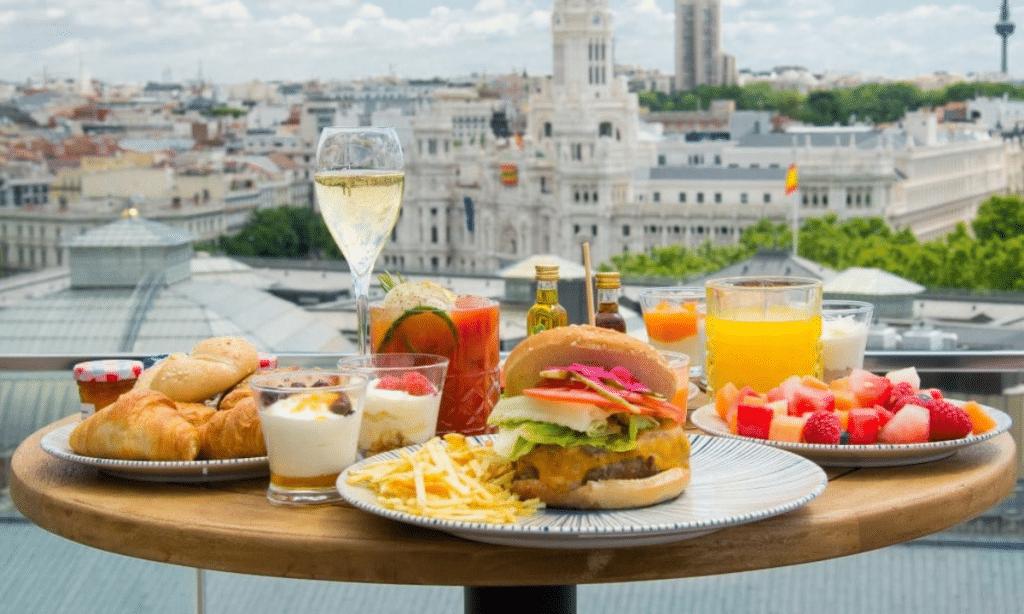 Casa Suecia: el hogar del brunch tiene una de las azoteas más bonitas de Madrid