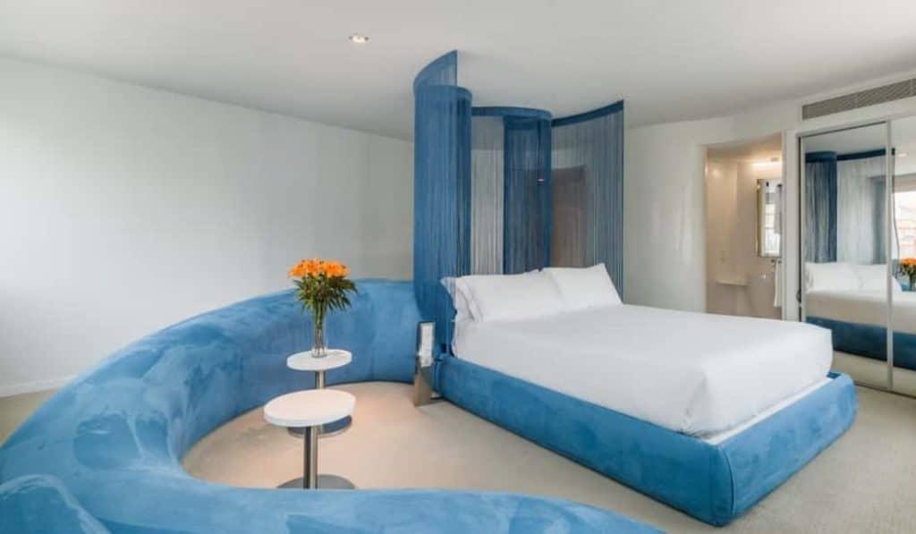 Pasa la noche más terrorífica del año con tu pareja en el Hotel Room Mate Oscar