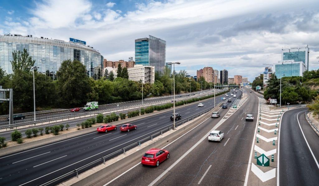 Madrid: cerrado perimetralmente los dos próximos puentes