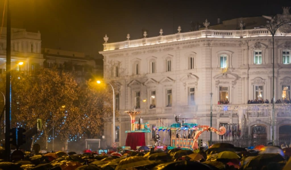 ¿Cómo serán las cabalgatas de Reyes Magos de 2020 en Madrid?