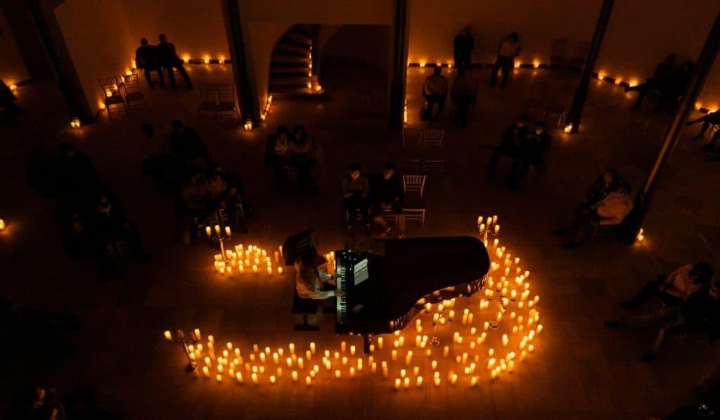 Llega a Madrid el concierto Candlelight: tributo a Yann Tiersen