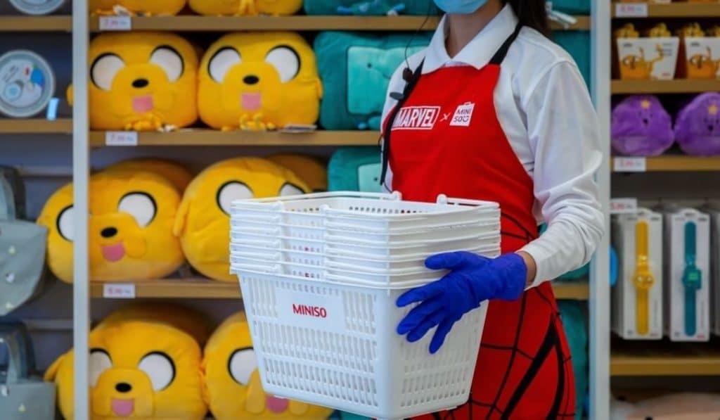 Miniso: llega al centro de Madrid el Ikea japonés