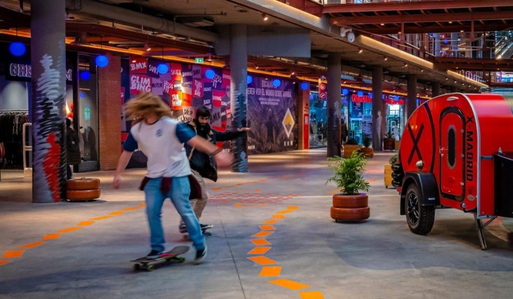 El espacio comercial y de ocio más increíble de Madrid cumple un año