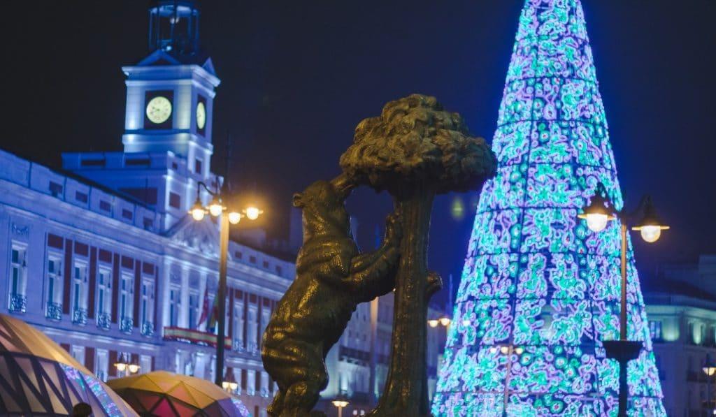 ¿Cómo será la Navidad 2020 en Madrid?