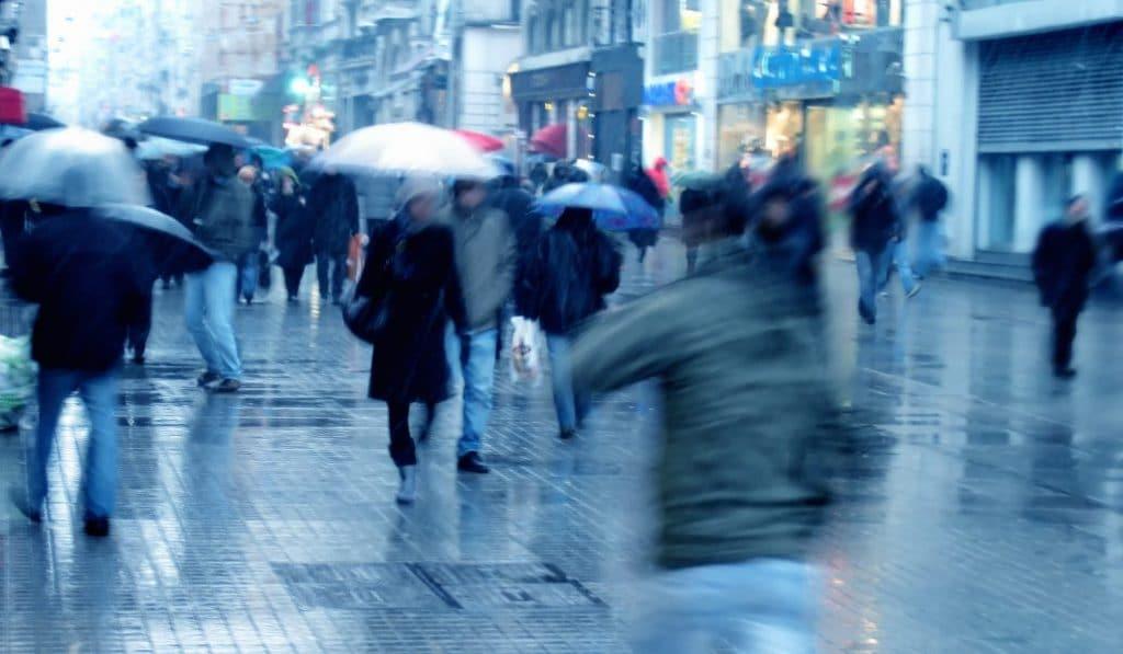 Llega la primera alerta por frío en la Comunidad de Madrid
