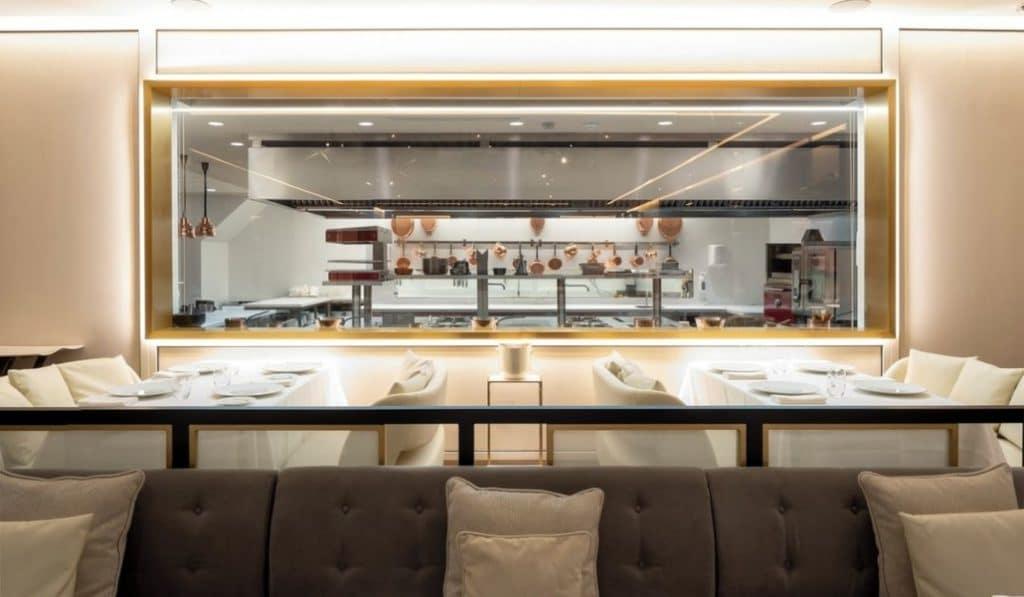 Madrid tiene un nuevo restaurante con estrella Michelin