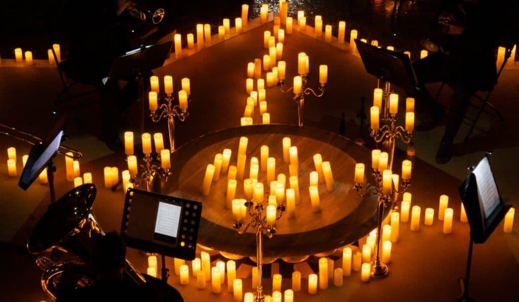 Candlelight homenajea a los compositores españoles más emblemáticos a la luz de las velas
