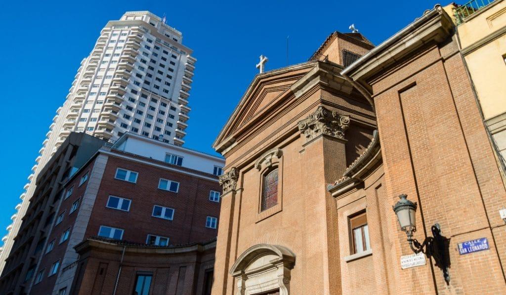 Una de las iglesias barrocas más espectaculares del mundo está en Madrid