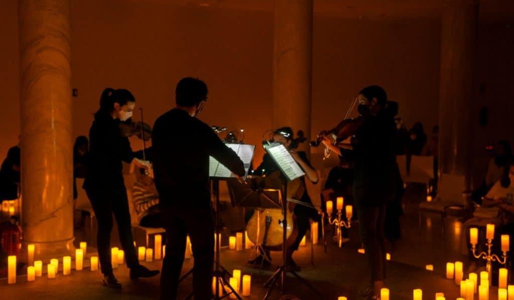 Candlelight: tributo a Piazzolla a la luz de las velas
