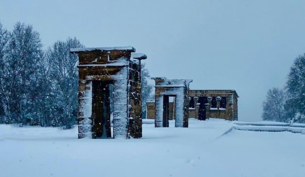 Las mejores fotos de la gran nevada del finde