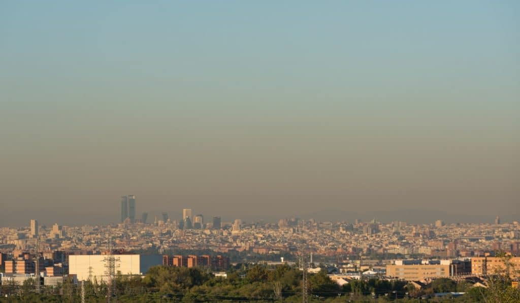 Madrid, la ciudad europea con más muertos por contaminación