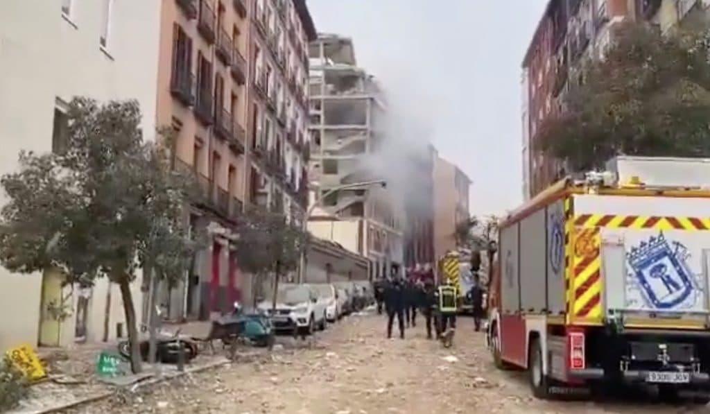 ¿Por qué se produjo la explosión de ayer?