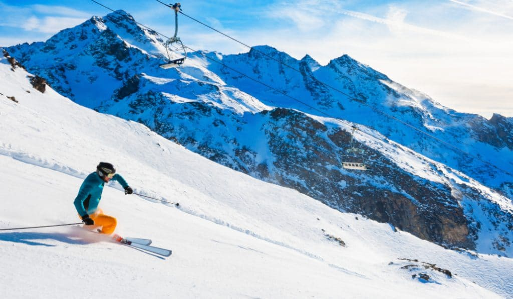 Estaciones de esquí en las que disfrutar del invierno en un entorno seguro