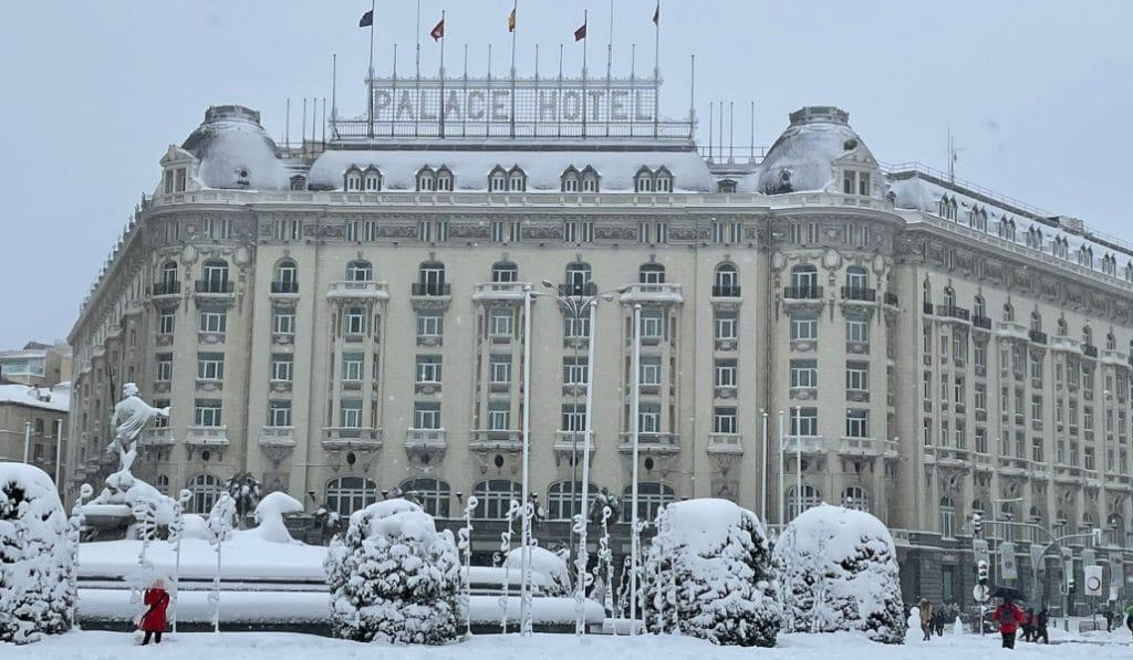 El Museo de Historia de Madrid premia a las mejores fotos de la nevada