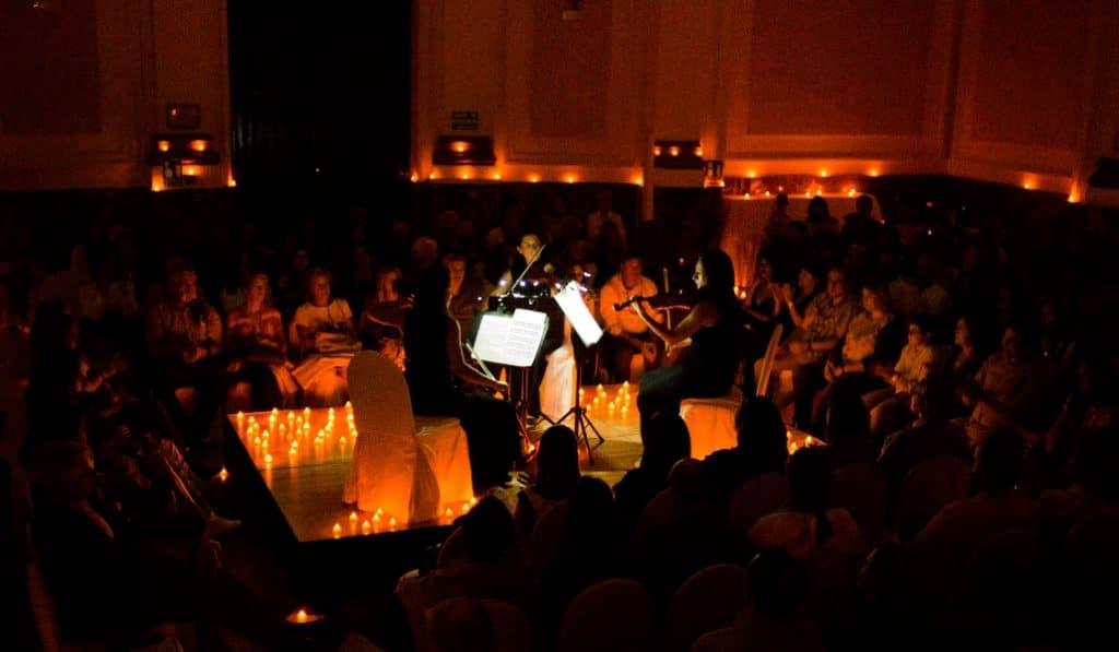 Las mejores composiciones de Bach en una atmósfera única