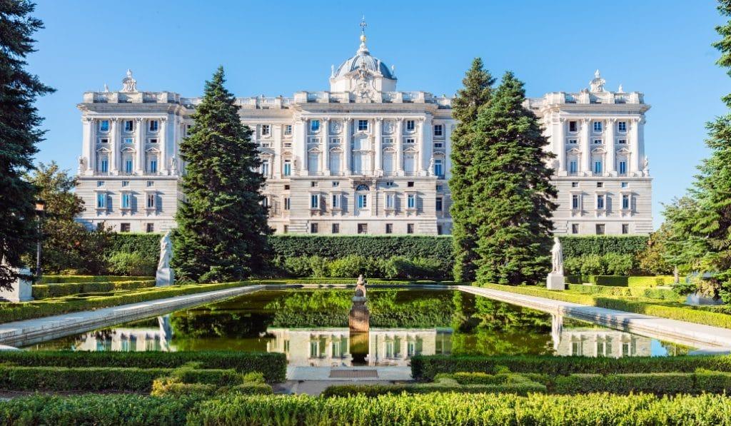 Los lugares más románticos de Madrid