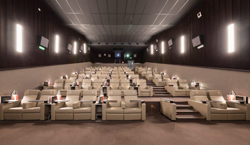Cines Yelmo Luxury: la mejor forma de ir al cine