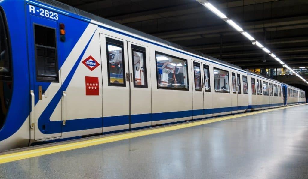 Dan comienzo las obras de la estación de metro de Cuatro Caminos