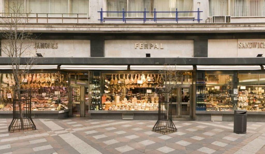 Cierra Ferpal, el tradicional negocio del centro de Madrid