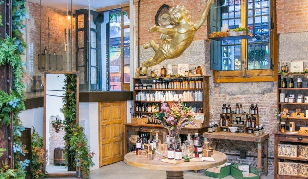 Mi Rebotica, tienda de cosmética natural, abre su primera tienda en Chueca