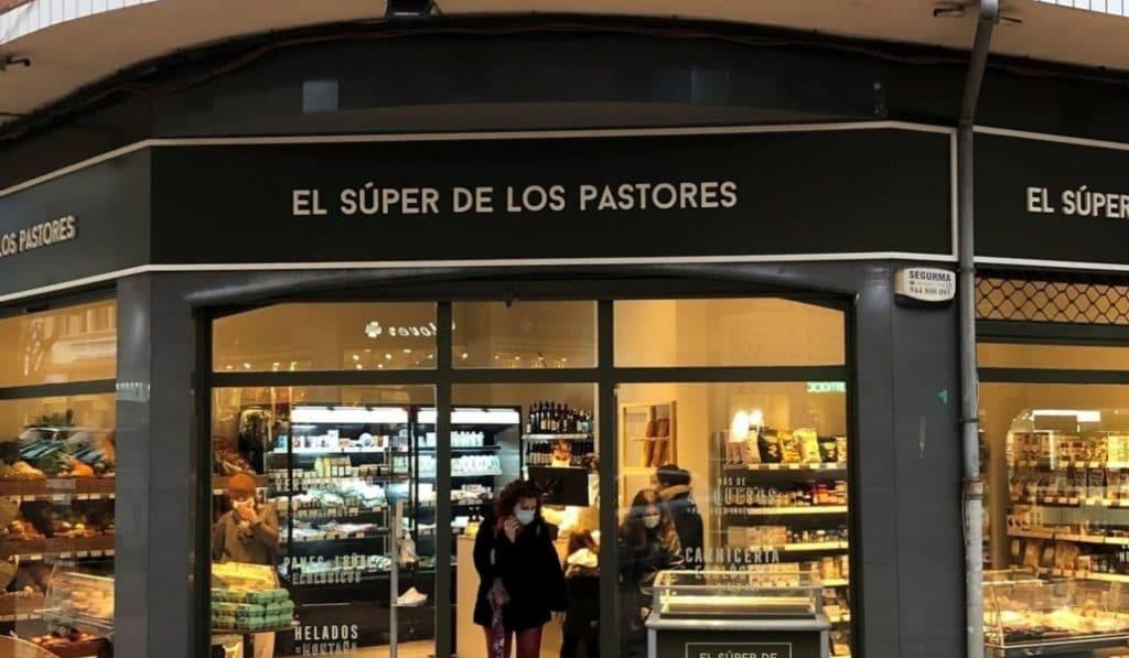 Las nuevas aperturas del Súper de los Pastores en Madrid