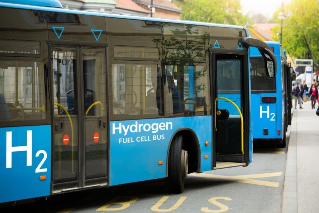 Madrid: la primera región española en tener un autobús de hidrógeno