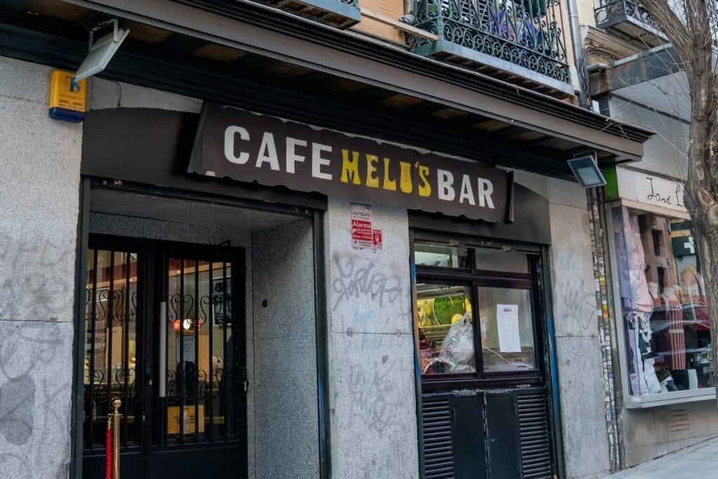 Ya ha reabierto el Melo's, uno de los bares más míticos de Madrid