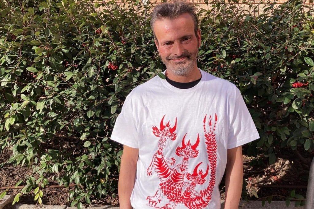 Alberto Torres: la persona sin hogar que encontró casa gracias a sus ilustraciones