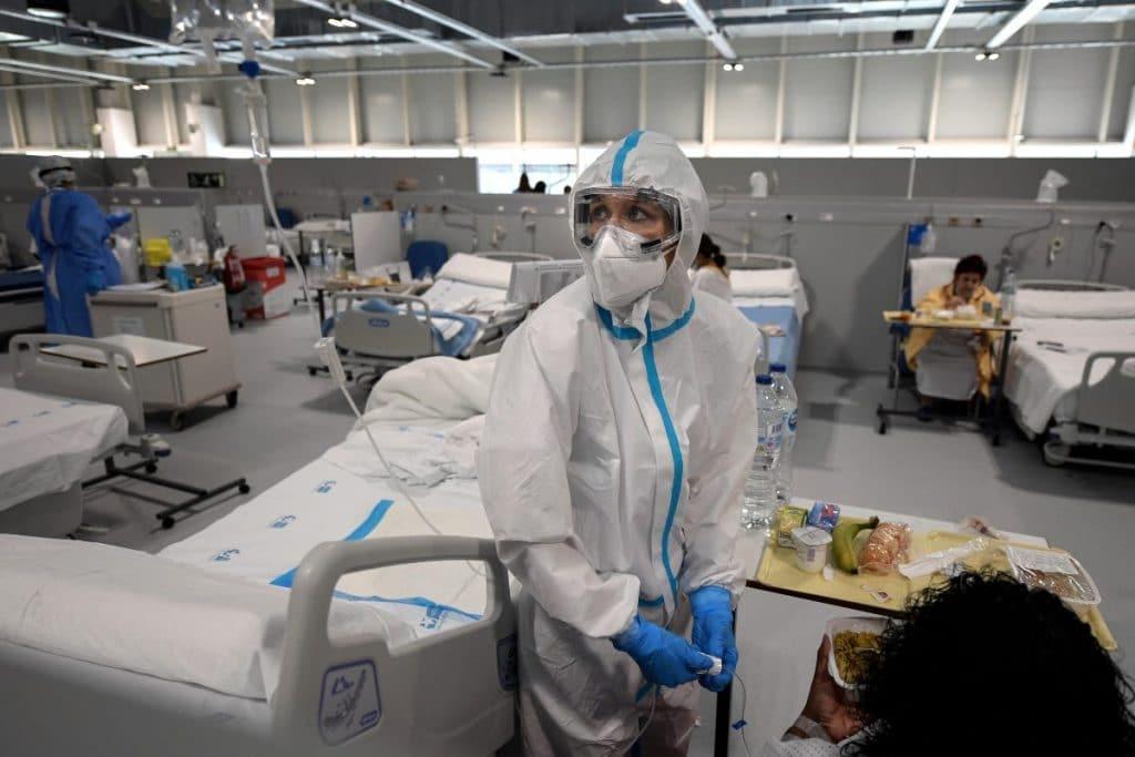 Se cumple un año de pandemia en Madrid