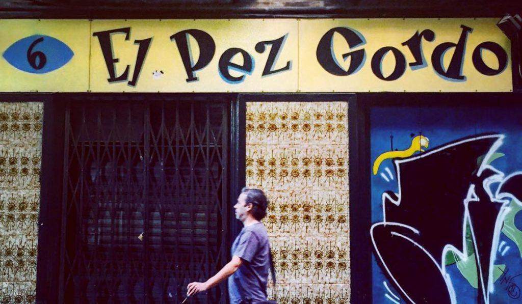 Cierra el Pez Gordo, uno de los bares más míticos de Malasaña