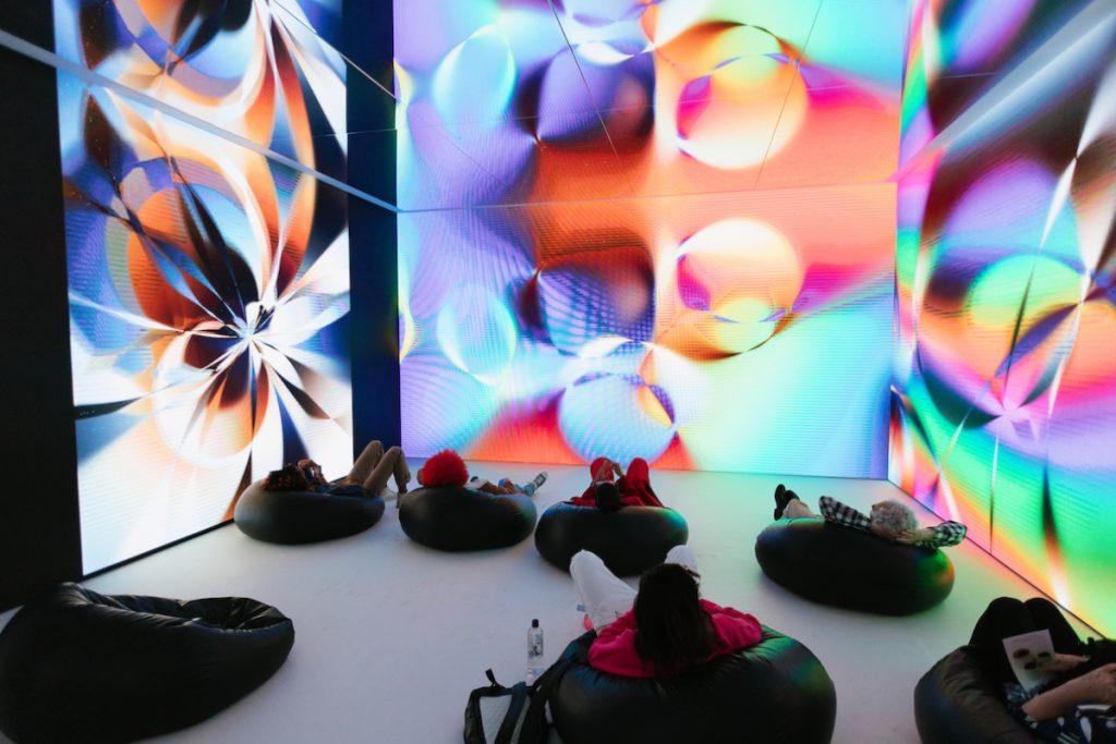 Ya está aquí MMMAD, el festival de arte digital y experiencias inmersivas