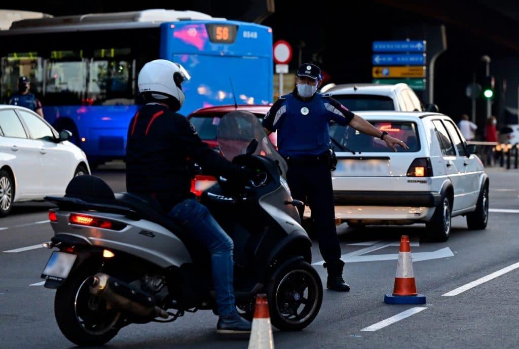 Medidas covid en Madrid: confinamientos, cierres perimetrales y otras restricciones